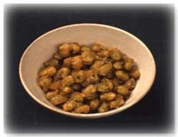 青大豆のからめ煮