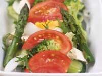 トマトたっぷり とりたて新鮮野菜サラダ