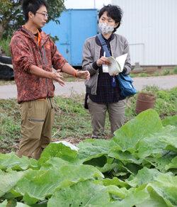 子どもたちに地元農産物を知ってほしい!