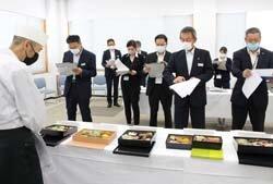 葬祭料理検討会を開催 時流に合わせた料理の提供を